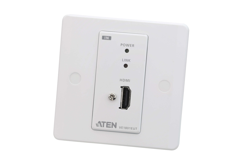 ATEN VE1801EUT HDMI HDBaseT-Lite Transmitter w/EU Wall