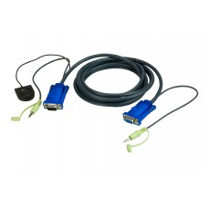 ATEN 2L-5203B 3m VGA Cables