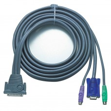 Aten 2L-1605P PS/2 KVM Cable 5m