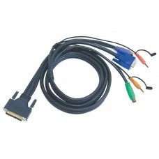 Aten 2L-1703P PS/2 KVM Cable 3m