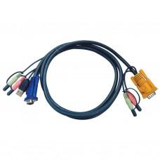 Aten 2L-5303U USB KVM Cable 3m