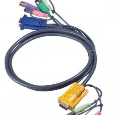 Aten 2L-5305P PS/2 KVM Cable 5m