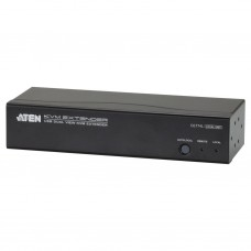 Aten CE774 USB VGA Dual View KVM Extender with Audio and RS-232