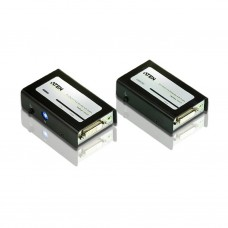 Aten VE602 DVI Dual Link Extender + Audio 60M