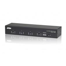 Aten VM0404 VGA Matrix 4x4 + Audio