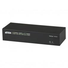 Aten VS0104 4-port VGA Splitter with Audio&RS-232