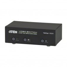Aten VS0201 2-Port VGA/Audio AV Switch