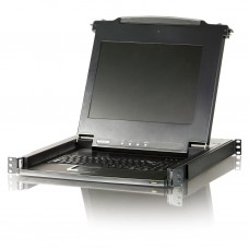Aten CL1008M Slideaway LCD KVM Switch