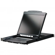 Aten CL5800N Dual Rail LCD PS/2-USB Console