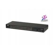 ATEN KH1532A 32-Port Cat 5e/6  KVM Switch