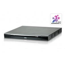 ATEN KN2116VA 16-Port 3-Bus CAT5e/6 KVM Over IP Switch, with Audio & Virtual Media Support