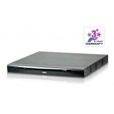 ATEN KN4116VA 16-Port 5-Bus CAT5e/6 KVM Over IP Switch, with Audio & Virtual Media Support
