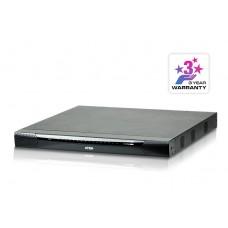 ATEN KN4132VA 32-Port 5-Bus CAT5e/6 KVM Over IP Switch, with Audio & Virtual Media Support