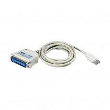 Aten UC1284B USB Parallel Printer Cable