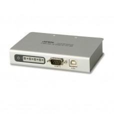 Aten UC2324 4-Port USB-to-Serial RS-232 Hub
