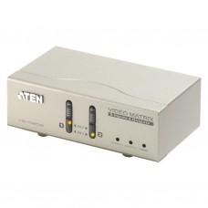 Aten VS0202 2-Port Video Matrix Switch