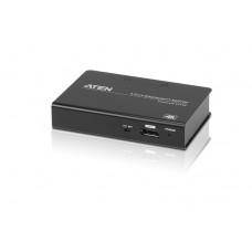 ATEN VS192 2-Port 4K DisplayPort Splitter
