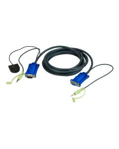 ATEN 2L-5205B 5m VGA Cables