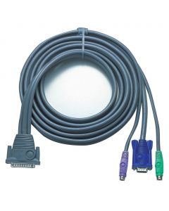 Aten 2L-1603P PS/2 KVM Cable 3m