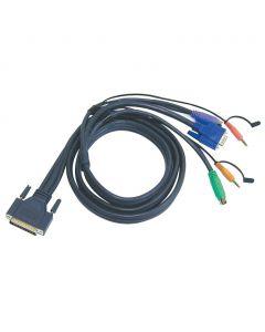 Aten 2L-1701P PS/2 KVM Cable 1.8m