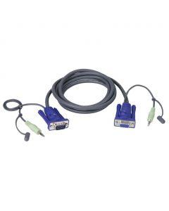 Aten 2L-2402A VGA / Audio Cable