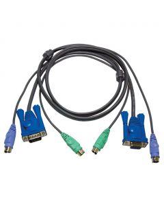 Aten 2L-5005P/C PS/2 KVM Cable 5m