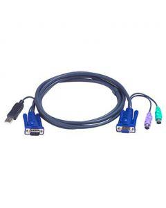 Aten 2L-5503UP USB KVM Cable 3m