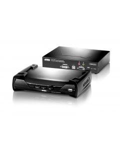 ATEN KE6900 USB DVI-I enkel display KVM Over IP-uitbreiding