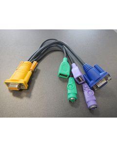 Aten LIN5-27X6-U21G Console Cable
