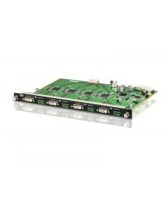 ATEN VM8604 4-poorts DVI-uitgangskaart met schaler