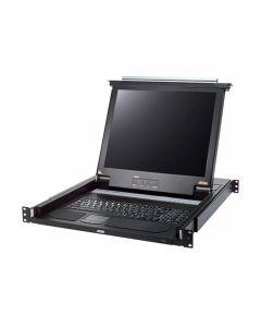 Aten CL1000M Slideaway LCD Console