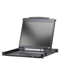 Aten CL6700N DVI 19 inch LCD Console