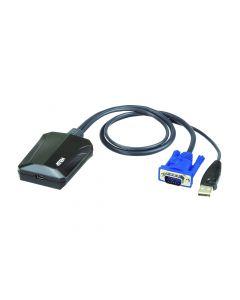 ATEN CV211 Laptop USB Console Adapter