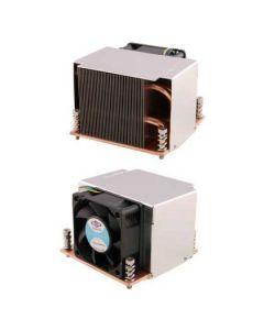 Dynatron R5 Socket 2011 2U heatpipe side blower PWM