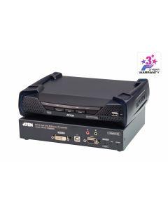 ATEN KE6910 2K DVI-D Dual Link KVM over IP-uitbreiding