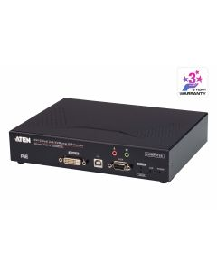 ATEN KE6912T 2K DVI-D Dual Link KVM over IP-zender met PoE