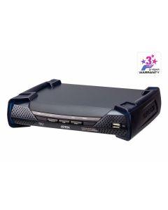 ATEN KE6940AR DVI-I Dual Display KVM over IP-ontvanger