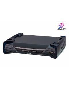 ATEN KE9950R 4K DisplayPort enkel display KVM Over IP-ontvanger