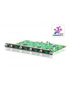 ATEN VM7404 4-poorts 3G-SDI ingangskaart